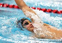 Callum Prime, 400IM. New Zealand Short Course Swimming Championships, National Aquatic Centre, Auckland, New Zealand, Tuesday 1st October 2019. Photo: Simon Watts/www.bwmedia.co.nz/SwimmingNZ