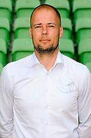 GRONINGEN - Voetbal, Presentatie FC Groningen,  seizoen 2018-2019, 17-07-2018, FC Groningen trainer Danny Buijs