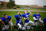 TIME, Arapahoe County Assignment..Small towns in far eastern Arapahoe County.  Byers, Deer Trail, Aurora, Watkins...Western towns, urban.  Littleton, Aurora, Sheridan....Members of the Sheridan High School football team take a break during half-time.  Sheridan, a small municipality on the most western end of Arapahoe County, shares borders with Denver and is 33% Latino, sharing similar demographics with the state capital, a historically liberal area in a mostly red state.