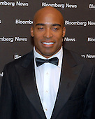 "Washington, D.C. - April 21, 2007 -- Former New York Giants running back and current ""Today"" show contributor Tiki Barber attends the Bloomberg News Party at the Embassy of Costa Rica following the 2007 White House Correspondents Association dinner at the Washington Hilton in Washington, D.C. on Saturday evening, April 21, 2007..Credit: Ron Sachs / CNP                                                               (NOTE: NO NEW YORK OR NEW JERSEY NEWSPAPERS OR ANY NEWSPAPER WITHIN A 75 MILE RADIUS OF NEW YORK CITY)"