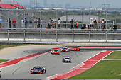 Pirelli World Challenge<br /> Grand Prix of Texas<br /> Circuit of The Americas, Austin, TX USA<br /> Sunday 3 September 2017<br /> Peter Kox/ Mark Wilkins<br /> World Copyright: Richard Dole/LAT Images<br /> ref: Digital Image RD_COTA_PWC_17274