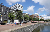 Nederland - Amsterdam - Juli 2020. Westerdok.  Foto ANP / Hollandse Hoogte / Berlinda van Dam