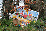 Rubbish Dumped 4/1/13