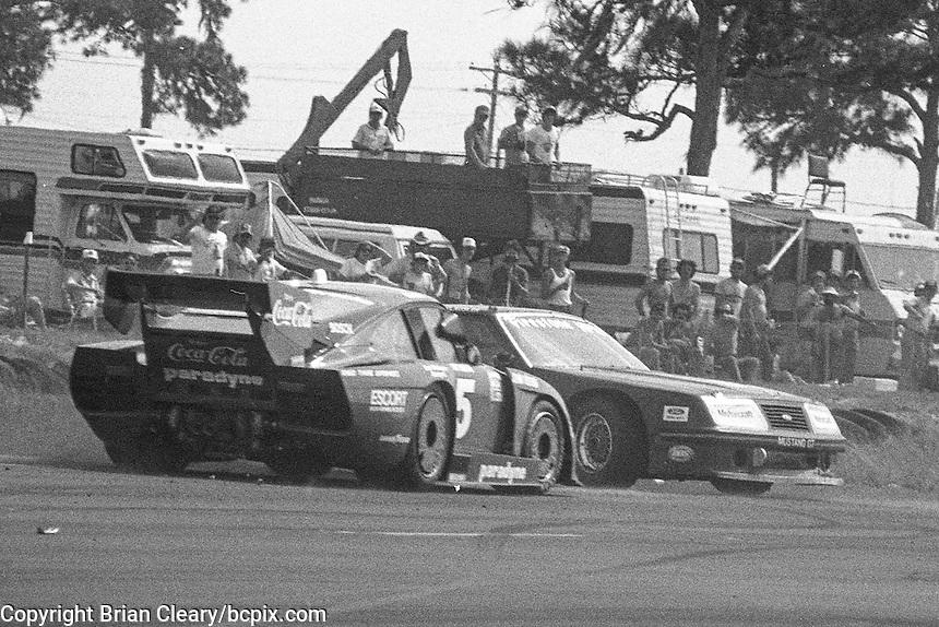 #5 Porsche 935 of John O'Steen, Dale Whittington and Bob Akin (2nd place) 12 Hours or Sebring, Sebring International Raceway, Sebring, FL, March 19, 1983.  (Photo by Brian Cleary/bcpix.com)