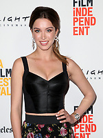 "16 June 2017 - Santa Monica, California - Melissa Bolona. 2017 Los Angeles Film Festival - Premiere Of ""The Year Of Spectacular Men"". Photo Credit: F. Sadou/AdMedia"