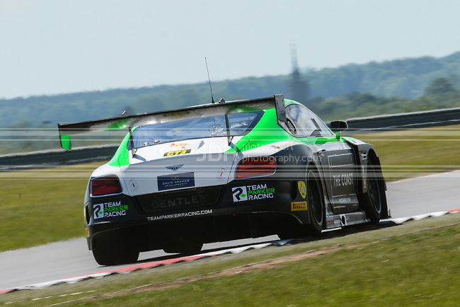 Ian Loggie/Callum MacLeod - Team Parker Racing Bentley Continental GT3
