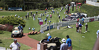 The driving range during the preview of the Tshwane Open 2015 at the Pretoria Country Club, Waterkloof, Pretoria, South Africa. Picture:  David Lloyd / www.golffile.ie. 10/03/2015