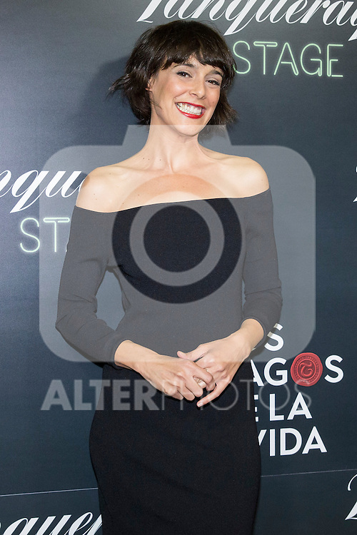 "Belen Cuesta during the premiere of ""Los tragos de la vida"" directed by Daniel Guzman at Infanta Isable theatre in Madrid. October 05, 2016. (ALTERPHOTOS/Rodrigo Jimenez)"