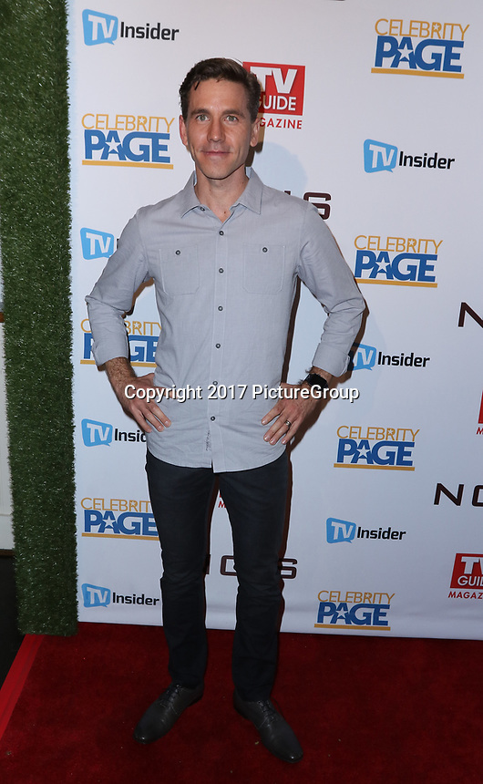 "STUDIO CITY, CA - NOVEMBER 6: Brian Dietzen attends the TV Guide Magazine Cover Party for Mark Harmon and 15 seasons of the CBS show ""NCIS"" at River Rock at Sportsmen's Lodge on November 6, 2017 in Studio City, California. (Photo by JC Olivera/PictureGroup)"
