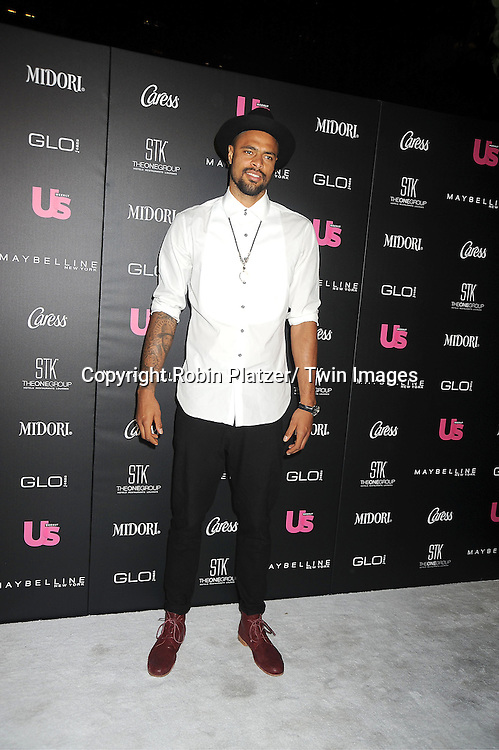 Amare Stoudemire attends the party given by US Weekly which honors the  25 Most Stylish New Yorkers of 2012 on September 12, 2012 at STK Midtown in New York City.