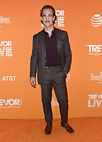 02 December 2018 - Beverly Hills, California - James Van Der Beek. 2018 TrevorLIVE Los Angeles held at The Beverly Hilton Hotel. <br /> CAP/ADM/BT<br /> &copy;BT/ADM/Capital Pictures