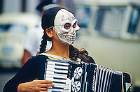 Totenfest an Allerheiligen in Pátzcuaro, Mexiko, Nordamerika