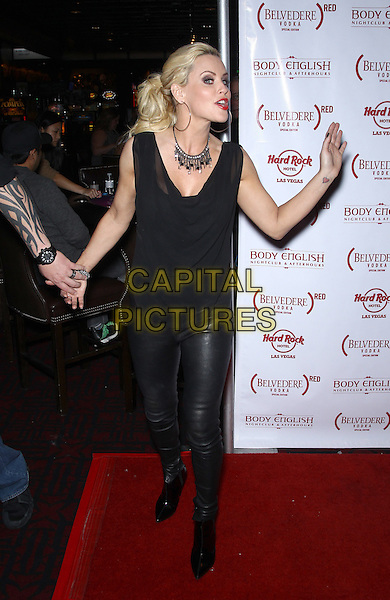 30 November 2013 - Las Vegas, NV -  Jenny McCarthy.<br /> Jenny McCarthy hosts Official Dirty, Sexy, Funny after party at Body English Nightclub inside the Hard Rock Hotel and Casino.<br /> CAP/ADM/MJT<br /> &copy; MJT/AdMedia/Capital Pictures