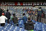 Jeonbuk Hyundai Motors FC fans,.APRIL 3, 2013 - Football /Soccer : AFC Champions League 2013 Group F during Matchday-3,between Urawa Reds (JPN) 1-3 Jeonbuk Hyundai Motors FC (KOR) at Saitama Stadium 2002, Saitama, Japan . (Photo by Jun Tsukida/AFLO SPORT).