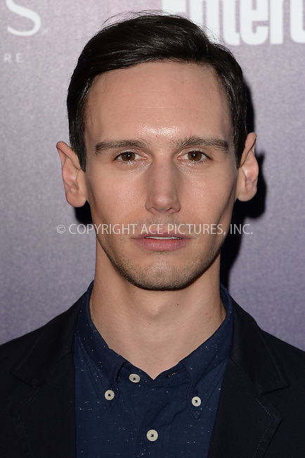 WWW.ACEPIXS.COM<br /> May 11, 2015 New York City<br /> <br /> Cory Michael Smith attending the Entertainment Weekly and People celebration of The New York Upfronts at The Highline Hotel onMay 11, 2015 in New York City.<br /> <br /> Please byline: Kristin Callahan/AcePictures<br /> <br /> Tel: (646) 769 0430<br /> e-mail: info@acepixs.com<br /> web: http://www.acepixs.com