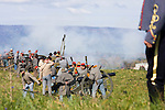 Battle of Berryville (Civil War Battle Renactment, Cedar Creek Battlefield, Middletown, Virginia)