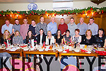 ***Reproduction Free***<br /> JDM Photography<br /> Photographer: Michael Collins<br /> <br /> Members of Abbeyfeale Fire Brigade and their partners enjoying a late Christmas party in Leen's Hotel, Abbeyfeale on Friday.