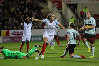 England Ladies VS Belgium INTERNATIONAL