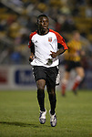 20 March 2004: Fourteen year old Freddy Adu during the second half. DC United of Major League Soccer defeated the Charleston Battery of the A-League 2-1 at Blackbaud Stadium in Charleston, SC in a Carolina Challenge Cup match..