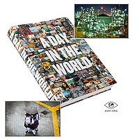 "My images used in the book released by ""A day in the World"" Project."