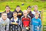 The next generation of race goers were present at the Cahersiveen Races on Sunday front l-r; Michael Daly, Niall O'Shea, Cian O'Shea, Oisi?n Moran, back l-r;Brian O'Connor,Jack Daly, Ronan O'Shea & Brandon Moran.