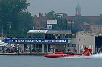 Kam Marine on Jefferson/Jimmy King, U-3