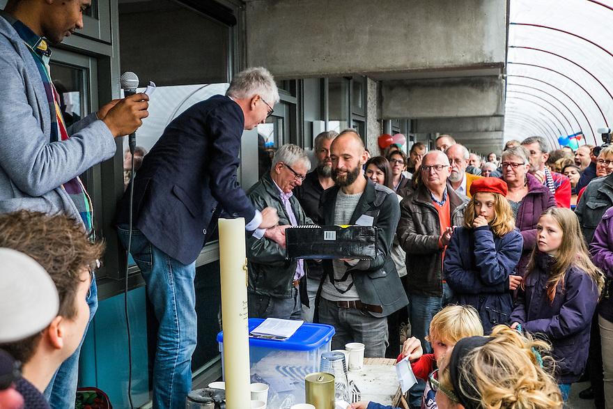 Nederland, Amsterdam, 17 okt  2015<br /> Opening Kleiklooster<br /> <br /> Foto: Michiel Wijnbergh