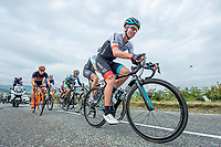 Picture by Allan McKenzie/SWpix.com - 04/09/2017 - Cycling - OVO Energy Tour of Britain - Stage 2 Kielder Water to Blyth - Madison Genesis's Matthew Holmes.