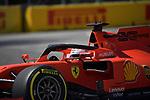 07.06.2019, Circuit Gilles Villeneuve, Montreal, FORMULA 1 GRAND PRIX DU CANADA, 07. - 09.06.2019<br /> , im Bild<br />Sebastian Vettel (GER#5), Scuderia Ferrari Mission Winnow<br /> <br /> Foto © nordphoto / Bratic