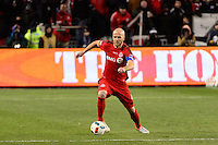 Toronto, ON, Canada - Saturday Dec. 10, 2016: Michael Bradley during the MLS Cup finals at BMO Field. The Seattle Sounders FC defeated Toronto FC on penalty kicks after playing a scoreless game.