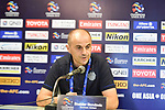 AFC Champion League 2018, Group G Buriram United Press Conference on 20 February 2018, Chang Arena, Buriram, Thailand.