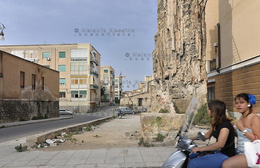 Palermo suburbs, Albergheria neighborood:<br /> Palermo, quartiere Albergheria