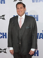 Jonah Hill arrives at 'The Watch' Premiere Sponsored by AXE at Grauman's Chinese Theatre on July 23, 2012 in Hollywood, California MPI25 / Mediapunchinc /*NortePhoto.com*<br />