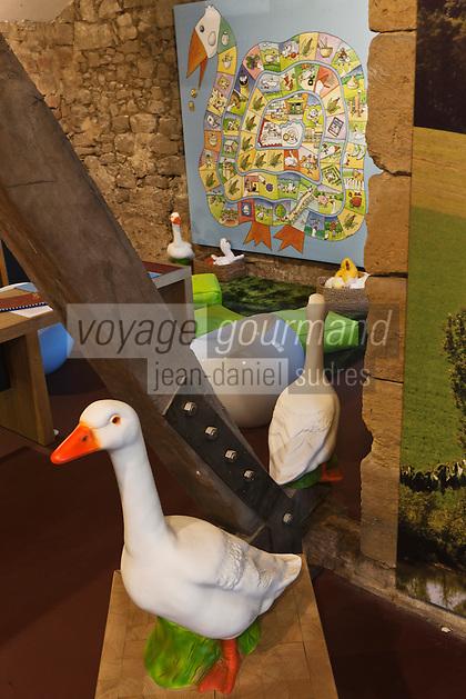 Europe/France/Aquitaine/24/Dordogne/Thiviers: Le Musée du Foie Gras