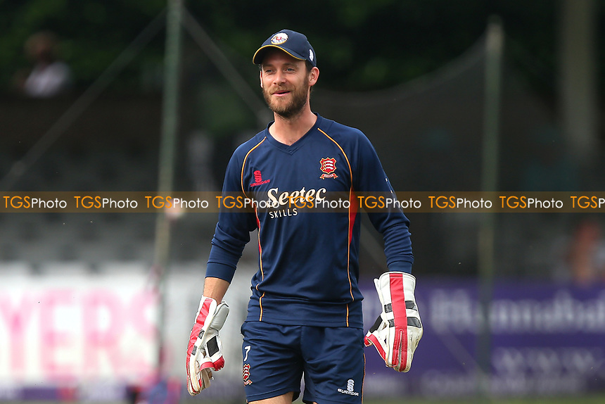 James Foster of Essex during Essex Eagles vs Surrey, NatWest T20 Blast Cricket at The Cloudfm County Ground on 7th July 2017
