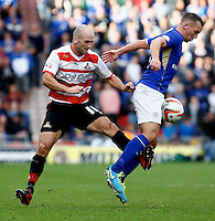 Doncaster v Leicester City 5.10.13