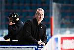 Stockholm 2014-11-16 Ishockey Hockeyallsvenskan AIK - IF Bj&ouml;rkl&ouml;ven :  <br /> AIK:s VD Johan Segui i ett b&aring;s i Hovet efter matchen mellan AIK och IF Bj&ouml;rkl&ouml;ven <br /> (Foto: Kenta J&ouml;nsson) Nyckelord:  AIK Gnaget Hockeyallsvenskan Allsvenskan Hovet Johanneshov Isstadion Bj&ouml;rkl&ouml;ven L&ouml;ven IFB portr&auml;tt portrait
