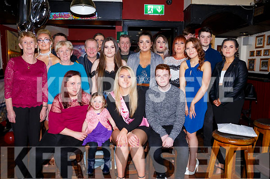 Sophie Houlihan enjoying her 18th birthday party with her family and friends in Turners Bar