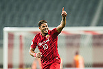 Shanghai FC Forward Givanildo Vieira De Sousa (Hulk) celebrating his score during the AFC Champions League 2017 Group F match between Shanghai SIPG FC (CHN) vs Western Sydney Wanderers (AUS) at the Shanghai Stadium on 28 February 2017 in Shanghai, China. Photo by Marcio Rodrigo Machado / Power Sport Images