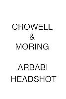 Crowell & Moring ARBABI