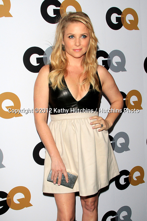 LOS ANGELES - NOV 13:  Jessica Capshaw arrives to the GQ Men Of The Year Party at Chateau Marmont on November 13, 2012 in Los Angeles, CA