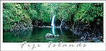 WS006 Wainibau Falls, Taveuni, Fiji Islands