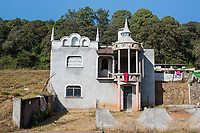 Arquitectura Libre, near Reserva del Peñon, Estado de Mexico, Mexico