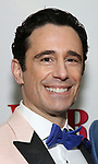 Christopher Gattelli attends the Broadway Opening Night Performance of 'War Paint' at the Nederlander Theatre on April 6, 2017 in New York City