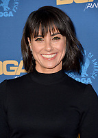 LOS ANGELES, USA. January 25, 2020: Constance Zimmer at the 72nd Annual Directors Guild Awards at the Ritz-Carlton Hotel.<br /> Picture: Paul Smith/Featureflash