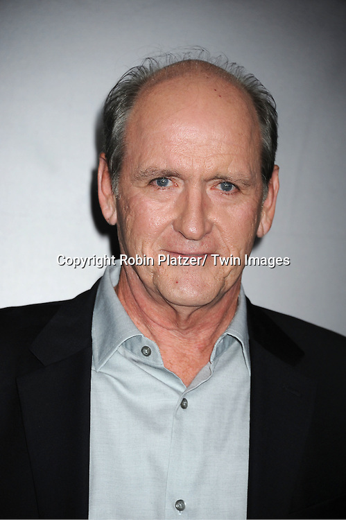 "Richard Jenkins  attending the New York Premiere of ""Freinds With Benefits"" on July 18, 2011 at The Ziegfeld Theatre in New York City. The movie stars Justin Timberlake, Mila Kunis, Emma Stone, Patricia Clarkson, Jenna Elfman and Bryan Greenberg."