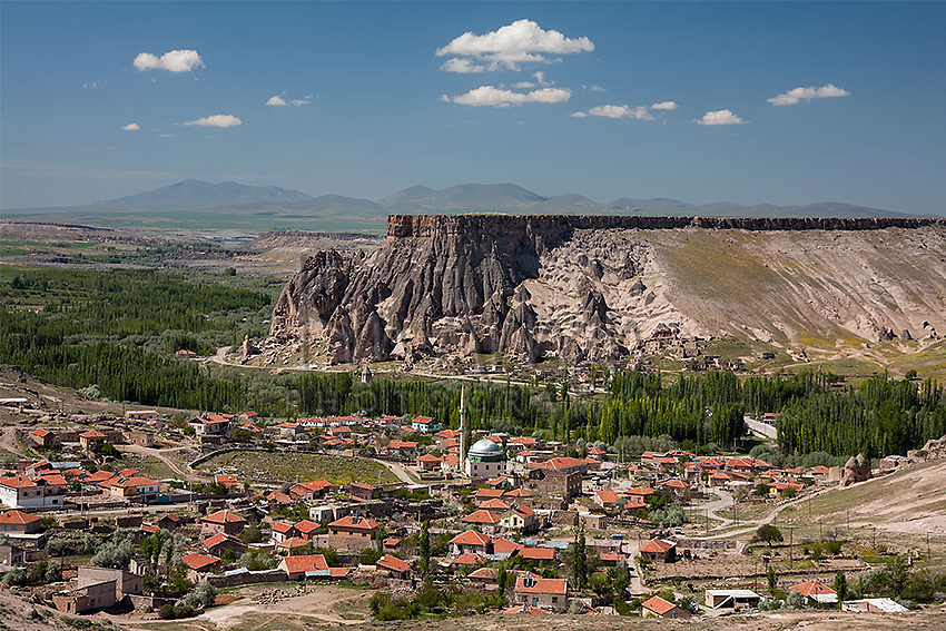 Sileme Plateau Turkey
