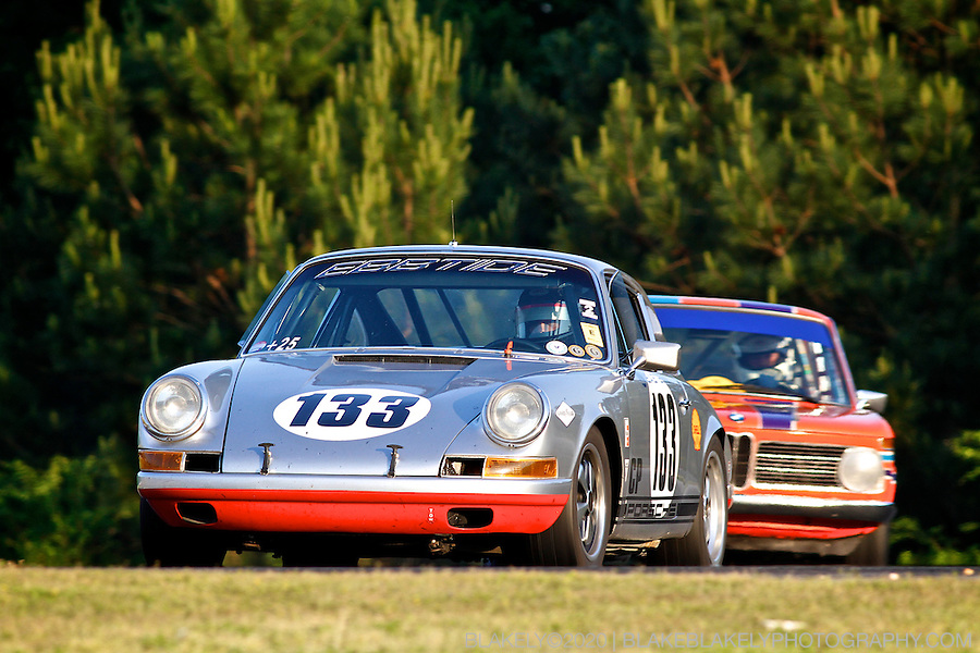 The Majesty of Road Atlanta's T7 in Late Light