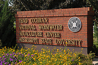 Mississippi State University, Thad Cochran, Warm Water Aquaculture Research Center, Stoneville, MS