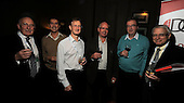 drinks reception, Oil and Gas Decommissioning Conference, Dunblane Hydro - l to r - Fred Pallett, Bill Yule, John Fellon, Johan Anderson, Bob Hennings, and Chris Gray - 6.10.10 - picture by Donald MacLeod - mobile 07702 319 738 - clanmacleod@btinternet.com - www.donald-macleod.com